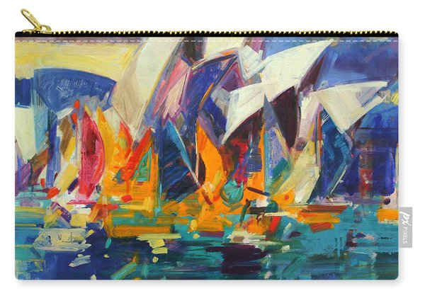 Sydney Flying Colours Carry-all Pouch