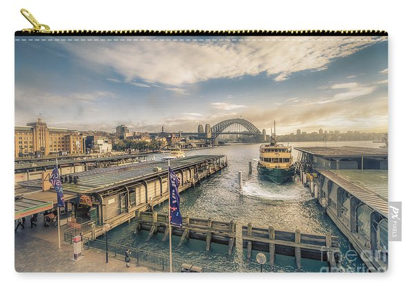 Sydney Harbor I Carry-all Pouch
