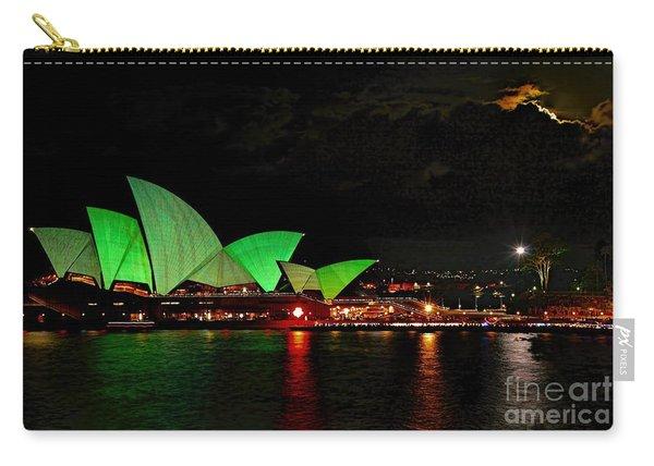 Sydney Opera House Vivid Festival Australia Carry-all Pouch