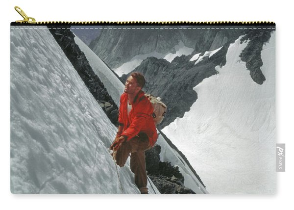 T-202707 Eric Bjornstad On Howser Peak Carry-all Pouch