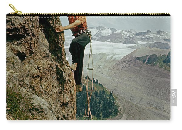 T-902901 Fred Beckey Climbing Carry-all Pouch