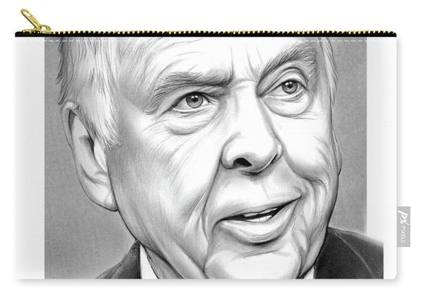 T Boone Pickens Carry-all Pouch