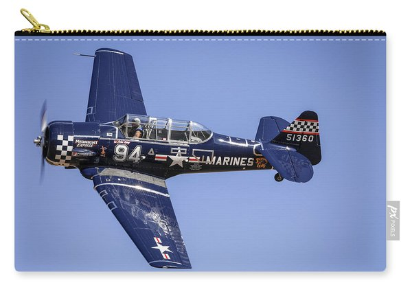 T6 At Reno Air Races Carry-all Pouch