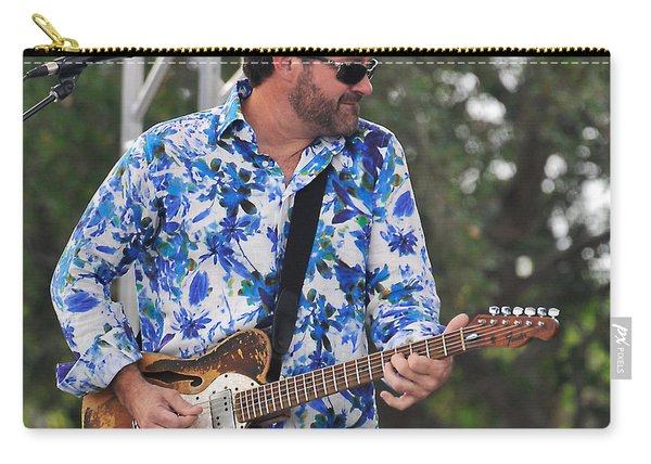 Tab Benoit And 1972 Fender Telecaster Carry-all Pouch