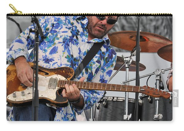 Tab Benoit Plays His 1972 Fender Telecaster Thinline Guitar Carry-all Pouch