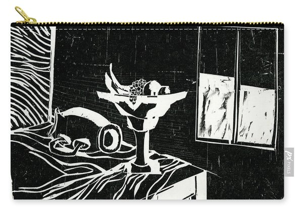 Tablescape-still Life Carry-all Pouch