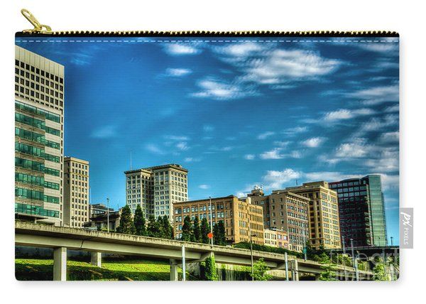 Tacoma,washington.hdr Carry-all Pouch