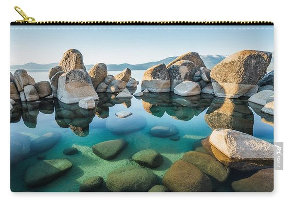 Tahoe Reflections Carry-all Pouch