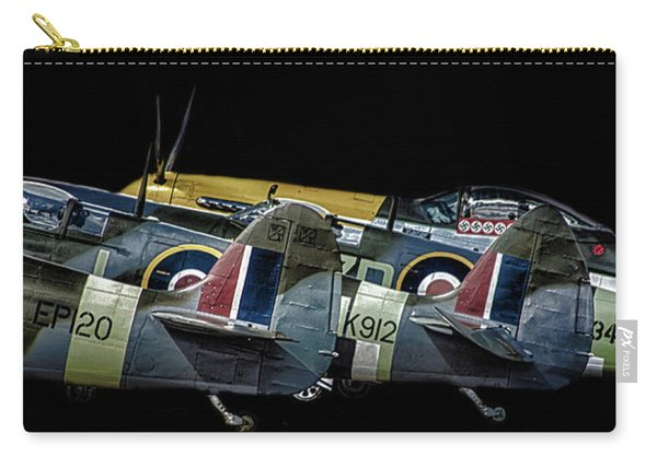 Tail Fins Carry-all Pouch