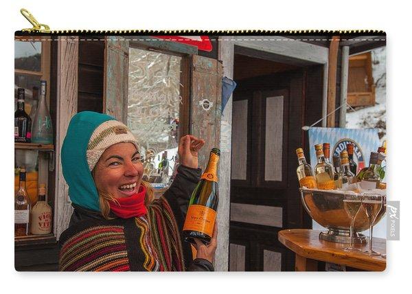 Taimi In Zermatt Switzerland Carry-all Pouch