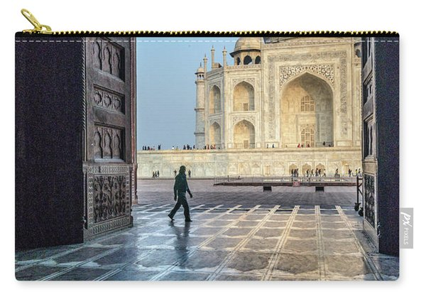 Taj Mahal 01 Carry-all Pouch