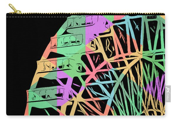 Take A Ride On The Ferris Wheel Carry-all Pouch