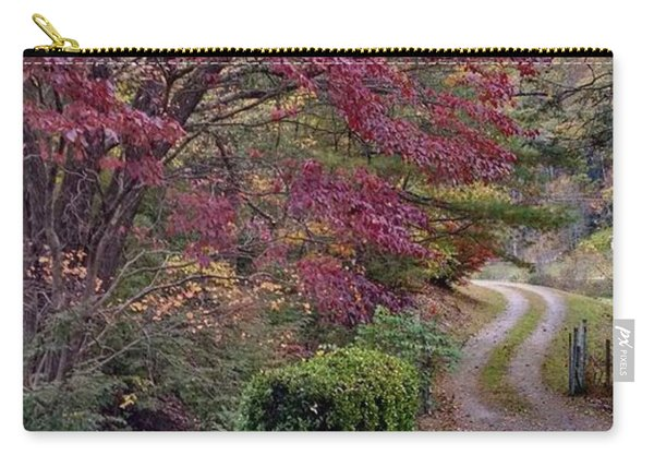 Take The Good Path Carry-all Pouch