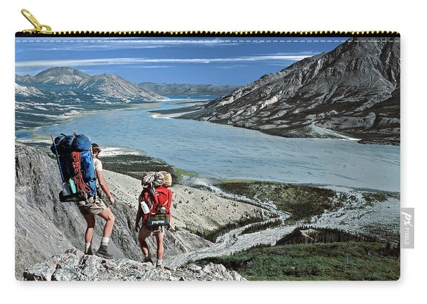 Take This View And Love It Carry-all Pouch
