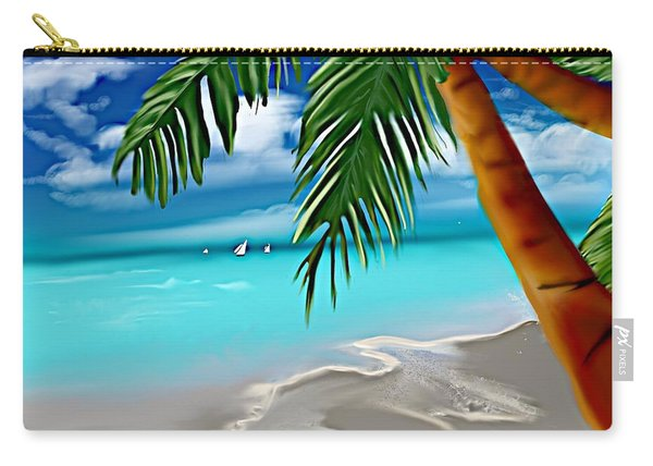 Takemeaway Beach Carry-all Pouch