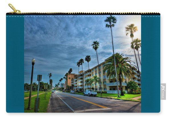 Tall Palms Carry-all Pouch