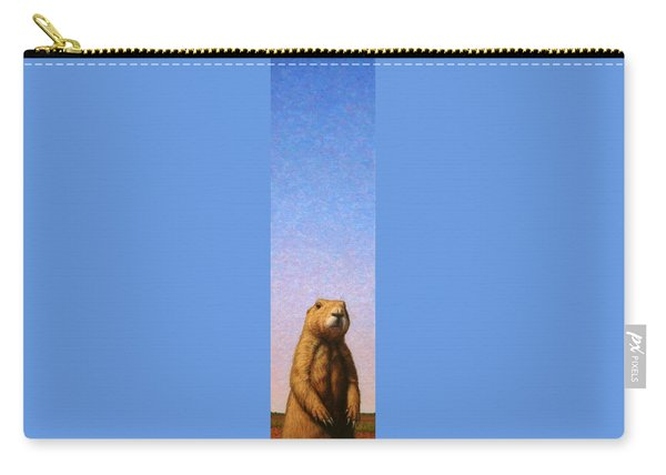 Tall Prairie Dog Carry-all Pouch