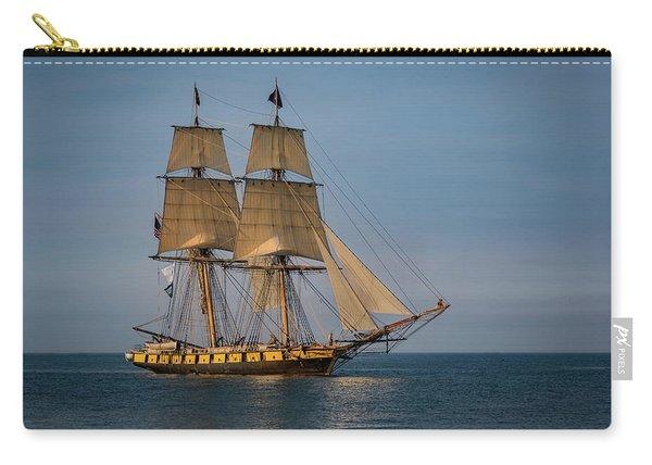 Tall Ship U.s. Brig Niagara Carry-all Pouch