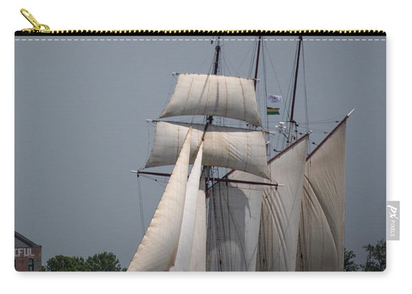 Tall Ships To Nola Carry-all Pouch