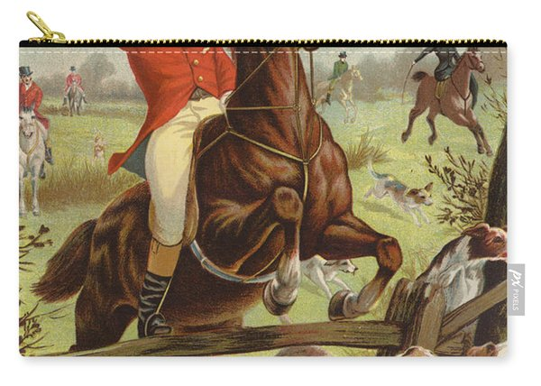 Tally Ho Carry-all Pouch