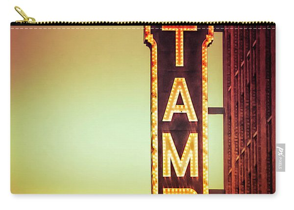 Tampa Theatre Carry-all Pouch
