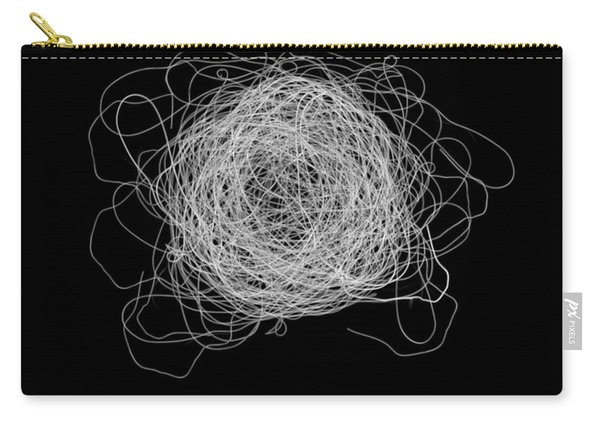 Tangled And Twisted Carry-all Pouch