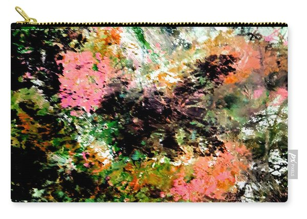 Tangled Garden Carry-all Pouch