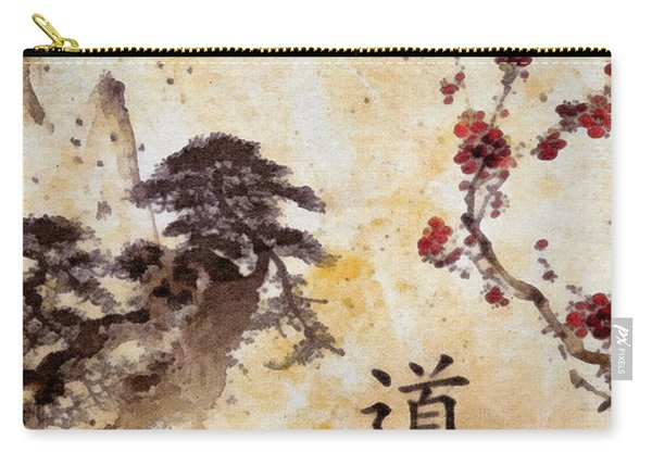 Tao Te Ching Carry-all Pouch