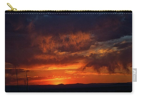Taos Virga Sunset Carry-all Pouch