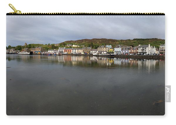 Tarbert Harbour - Panorama Carry-all Pouch