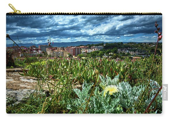 Tarragona From The Roman Wall Carry-all Pouch