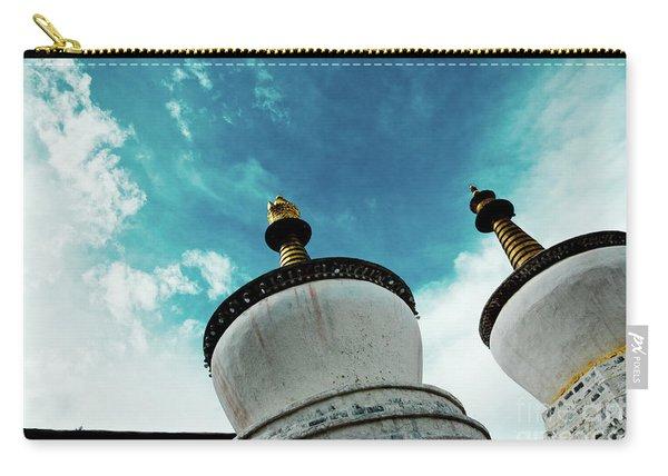 Tashilhunpo Monastery Shigatse Tibet Yantra.lv  Carry-all Pouch