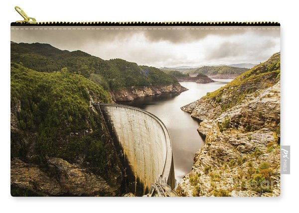Tasmania Hydropower Dam Carry-all Pouch