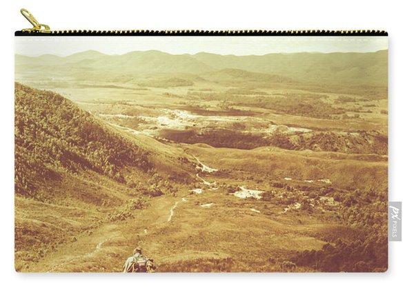 Tasmania Wonder Carry-all Pouch