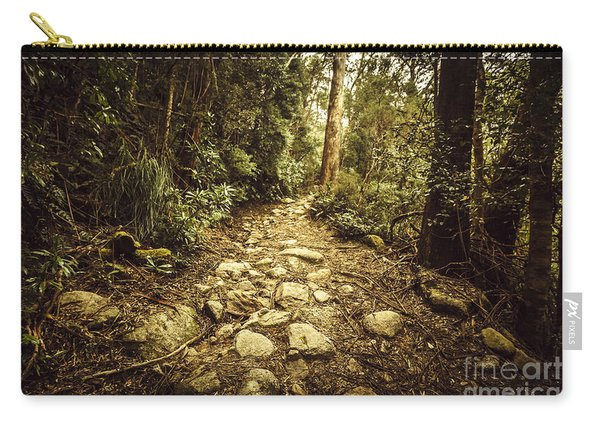 Tasmanian Forest Path Carry-all Pouch