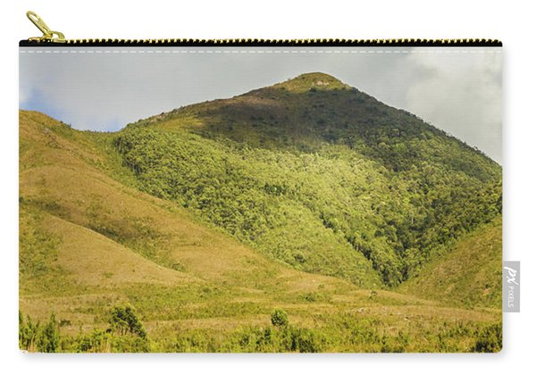 Tasmanian Mountains Carry-all Pouch