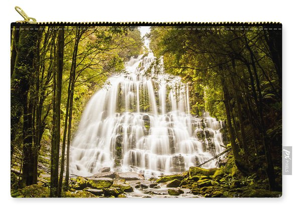 Tasmanian Waterfalls Carry-all Pouch