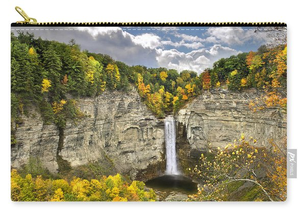 Taughannock Falls Autumn Carry-all Pouch
