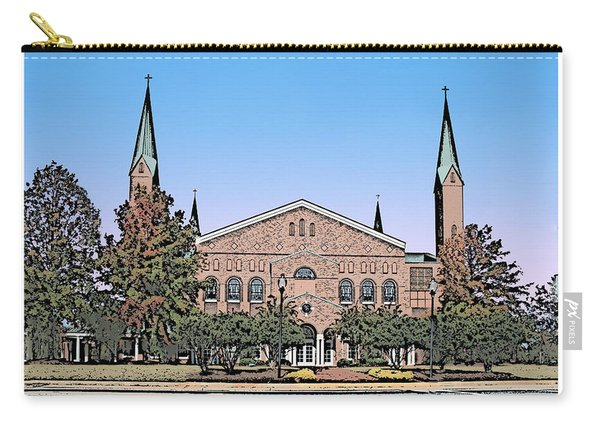 Taylors First Baptist Church Carry-all Pouch