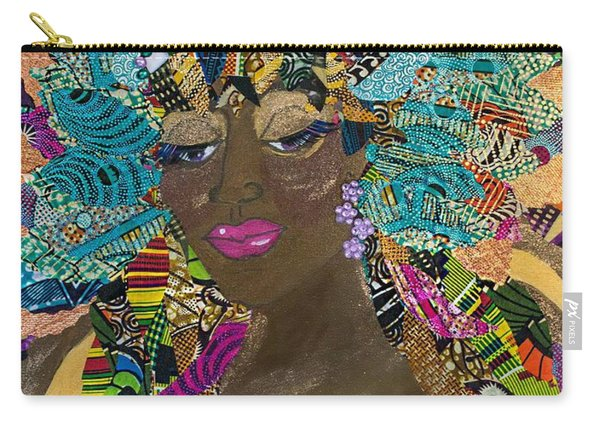 Tdot Caribana Carry-all Pouch