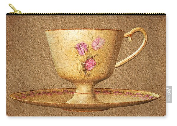 Tea Time Carry-all Pouch