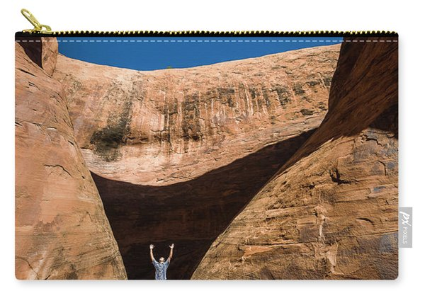 Teardrop Arch Carry-all Pouch