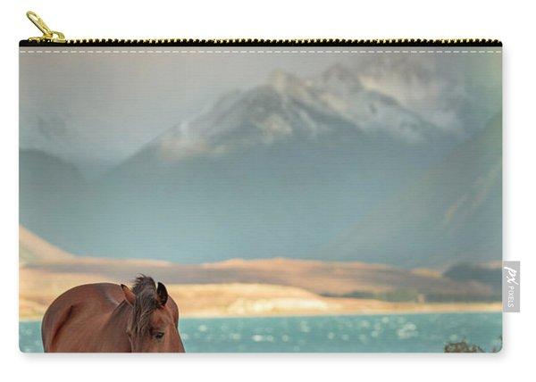 Tekapo Horse Carry-all Pouch