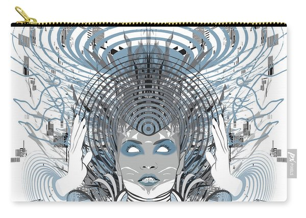 Telepathy Carry-all Pouch