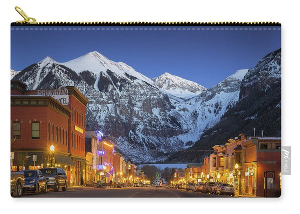 Telluride Main Street 3 Carry-all Pouch