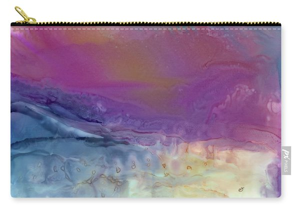 Temperamental Twilight Carry-all Pouch
