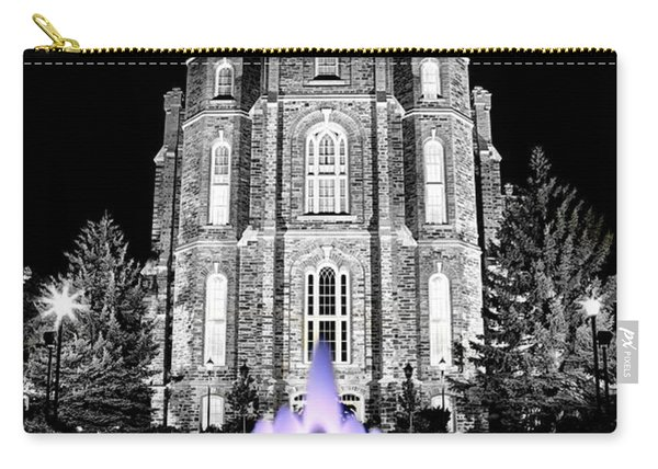 Temple Fountain  Carry-all Pouch