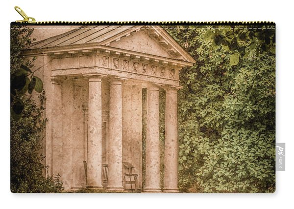 Kew Gardens, England - Temple Of Bellona Carry-all Pouch