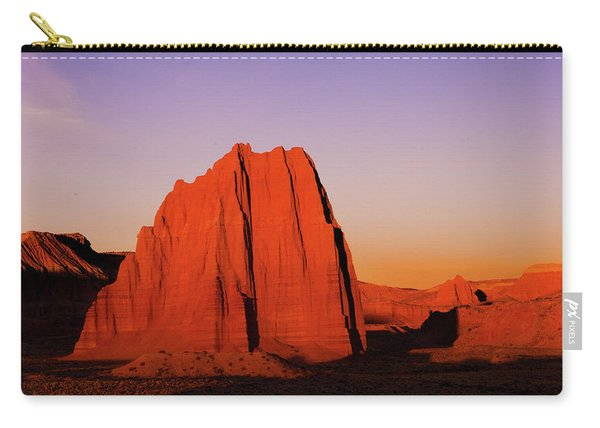 Temple Of The Sun  Carry-all Pouch