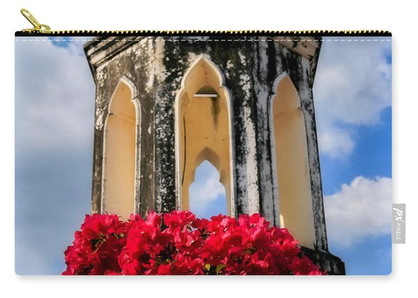 Temple Tower Carry-all Pouch
